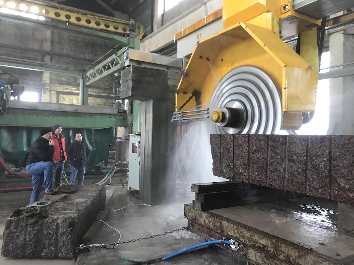 Rosso Santiago Granite Manufacturer