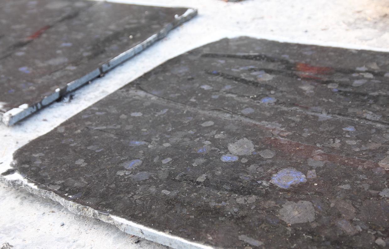 Granite Volga Blue. Best resin. фото 5eda0bef0e5dd