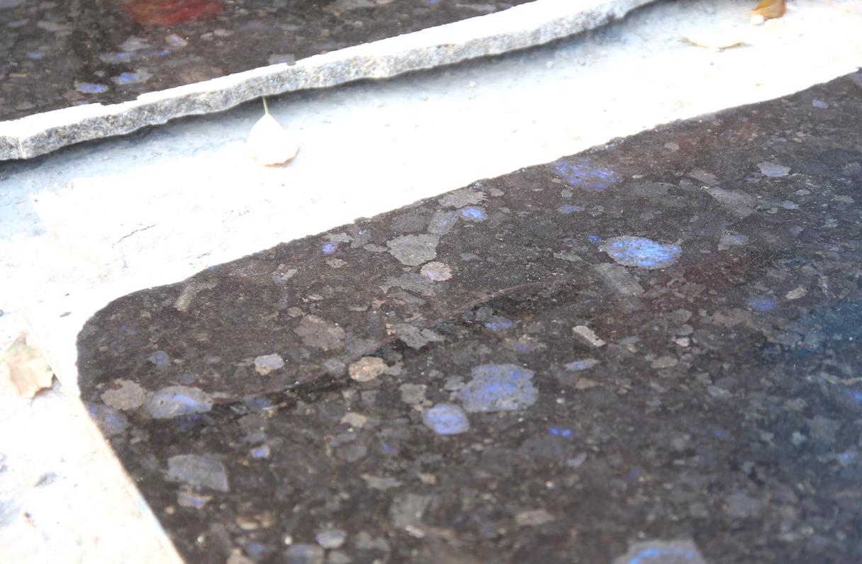 Granite Volga Blue. Best resin. фото 5eda0bef0ed93