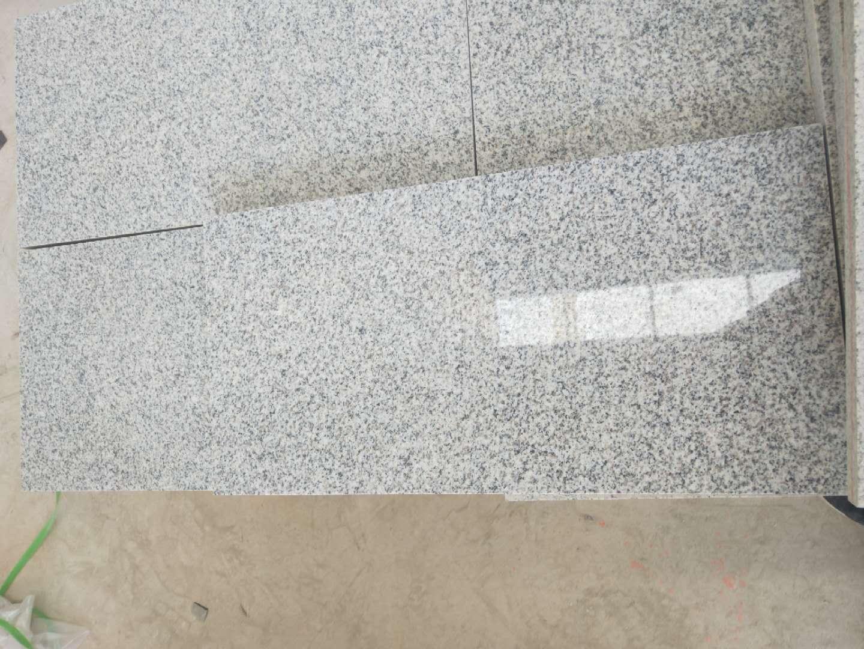 серый гранит из Китая G603 Белла Вайт