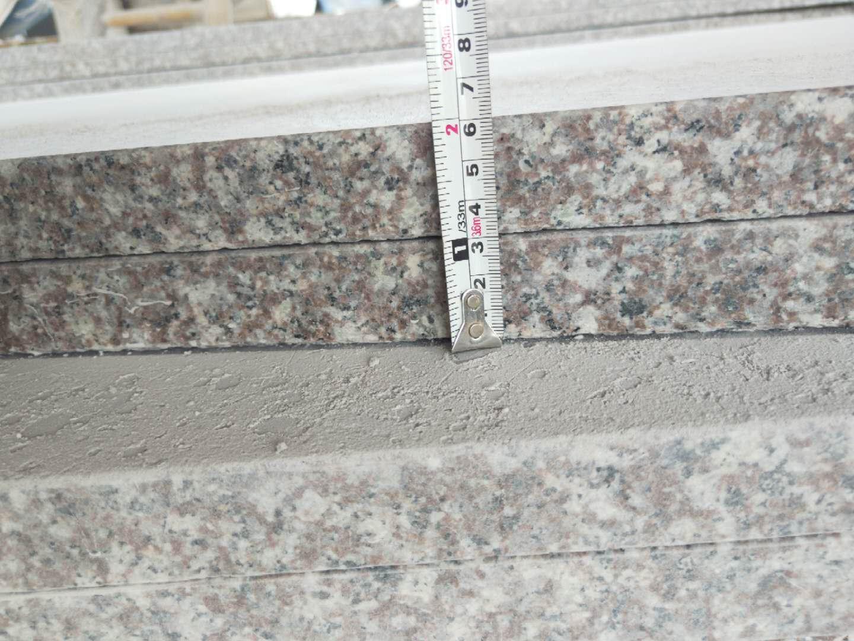 серый гранит из Китая G664 бейнбрук браун/bainbrook brown