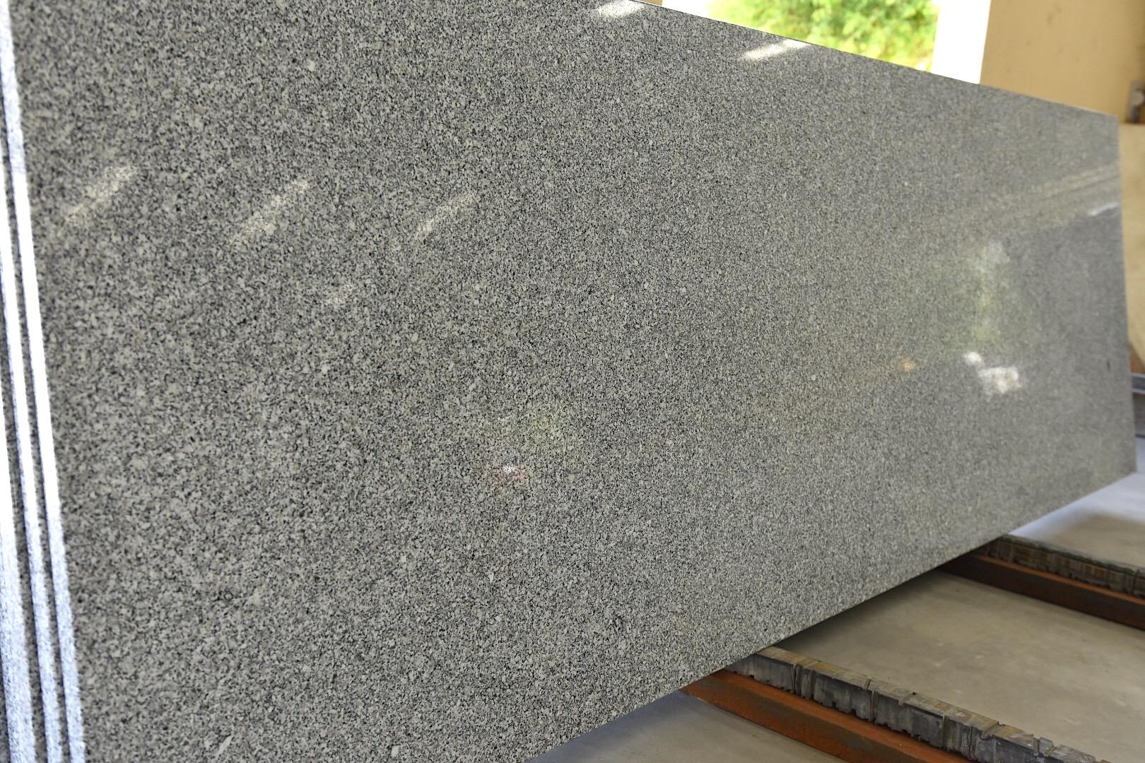 Вьетнамский серый гранит G603(V) Белла Вайт/Bella White