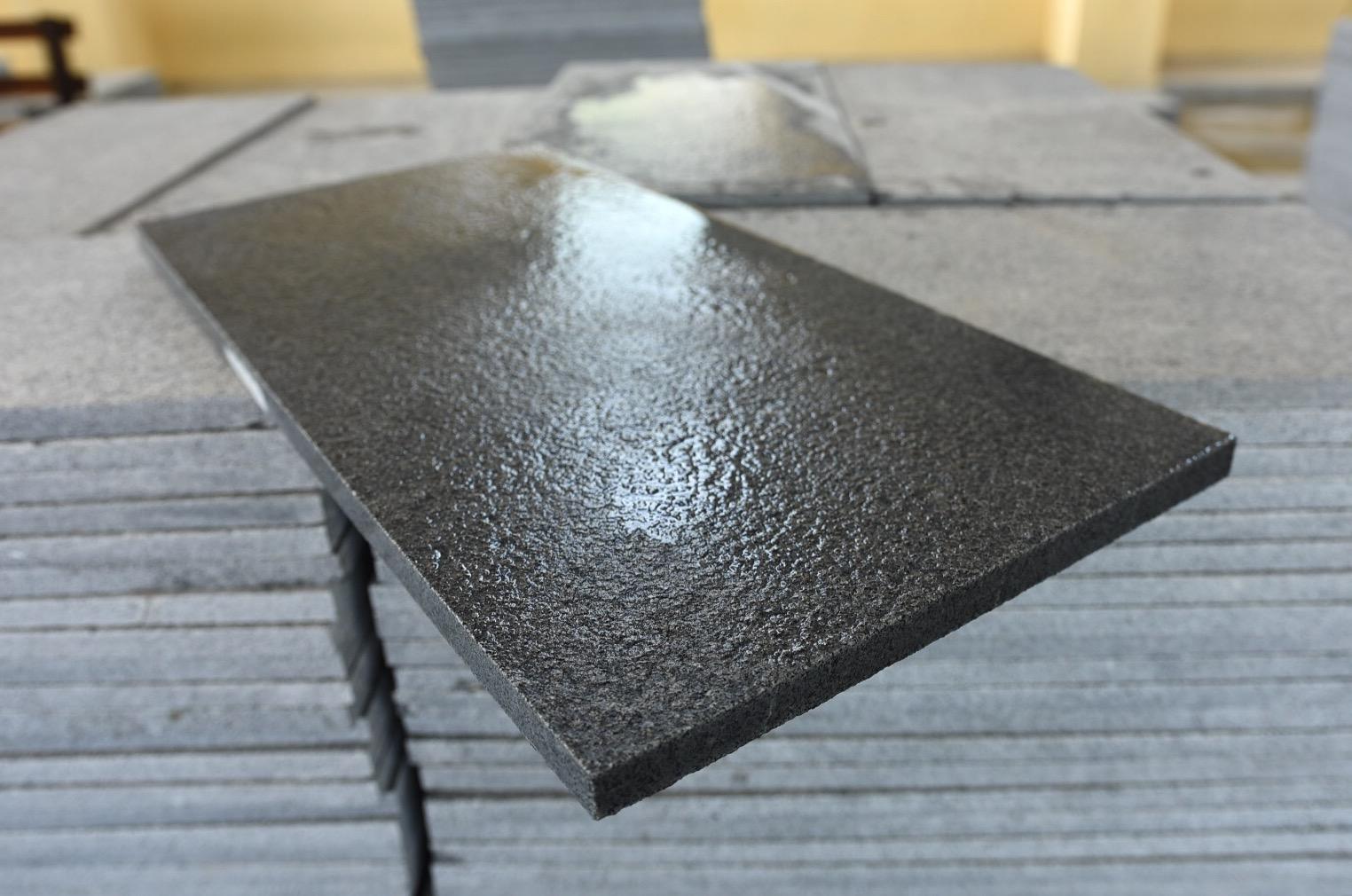 Вьетнамский темно-серый гранит G654(V) Паданг Дарк Экстра