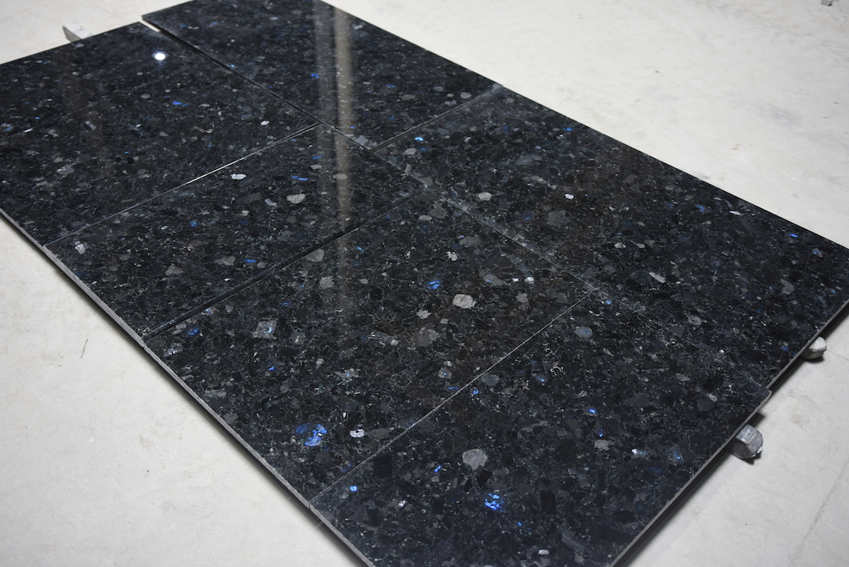 And Our Showroom In China Xiamen Where You Can Always Check Personally Quality Of Volga Blue Granite Strips