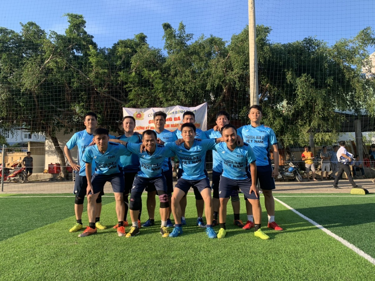 Пагода-Билд спонсор футбольной команды фото 60fc0ee9a621a