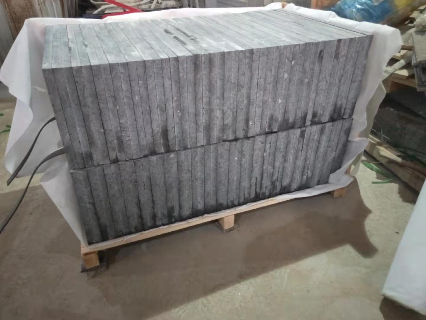 Polished Volga Blue tiles. 9 containers. Shipped. фото 61764c14689ee