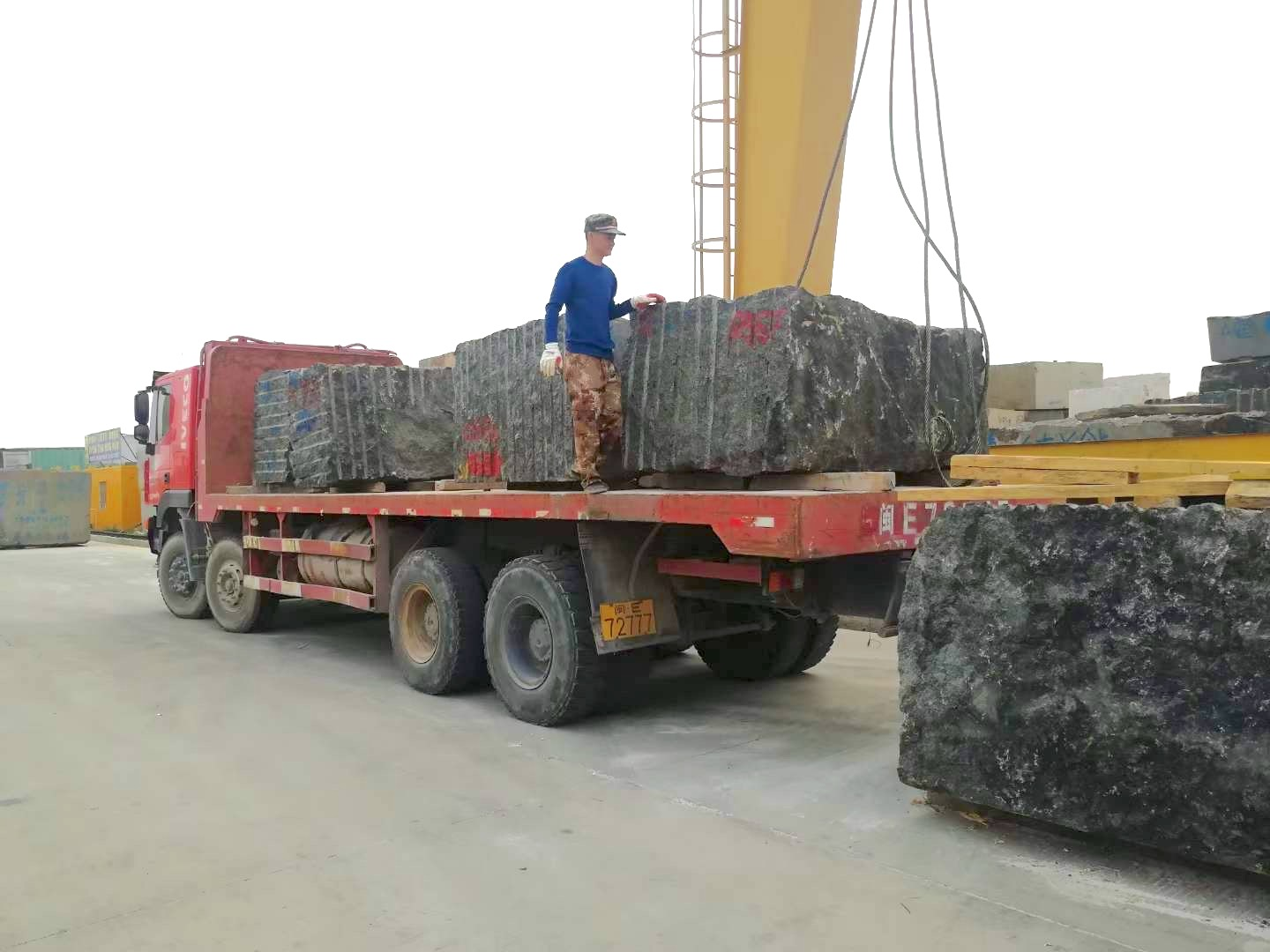 Volga Blue block. New arrival to our warehouse in China. фото 61765abd5caf4