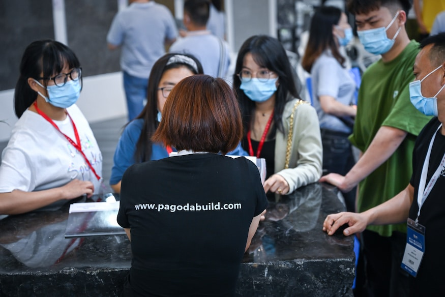 Xiamen Stone Fair 2021. 18-21 of May. Welcome! фото 61764bb2527f9